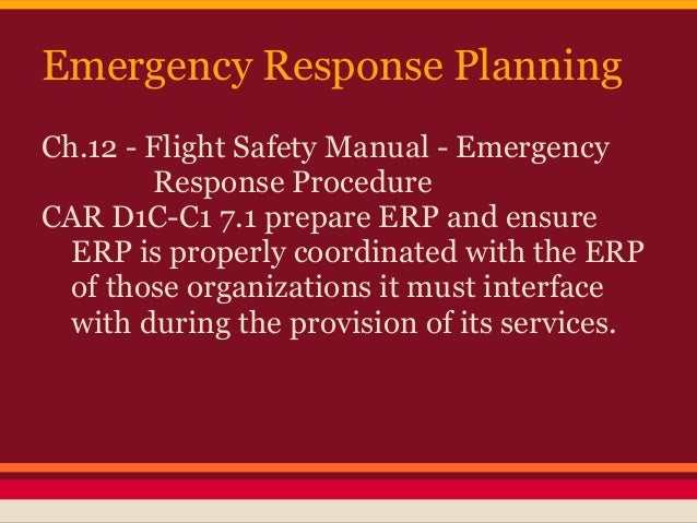 emergency response plan aircraft accidents Crisis advisors offers an expert emergency response team - a professional team with airline accident experience, responding onsite with you, during an aviation accident or serious incident an aircraft accident is one of the most challenging crises a company can face.