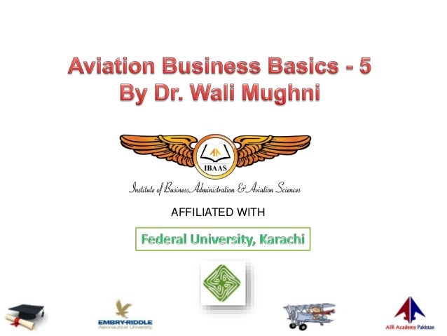 Aviation business overview  5
