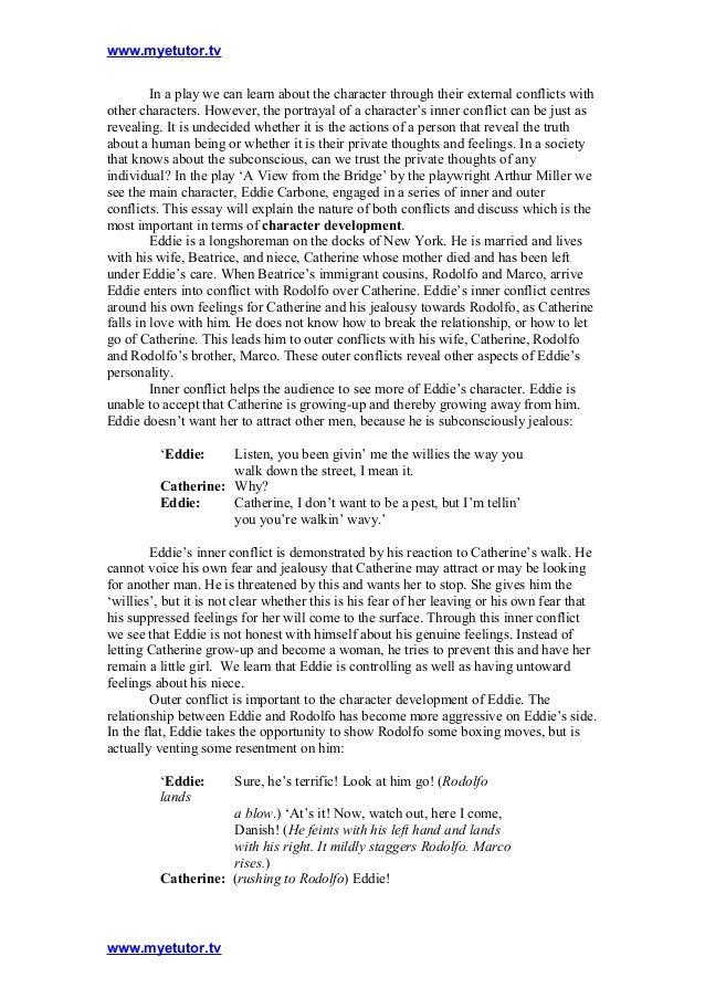 essays on conflict - dvrksideforces.co