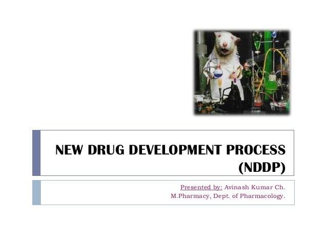 New Drug Development Process