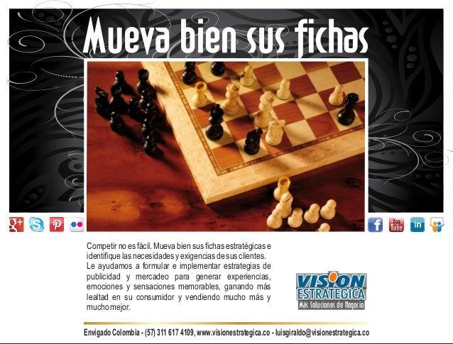Más Soluciones de Negocio Envigado Colombia - (57) 311 617 4109, www.visionestrategica.co - luisgiraldo@visionestrategica....