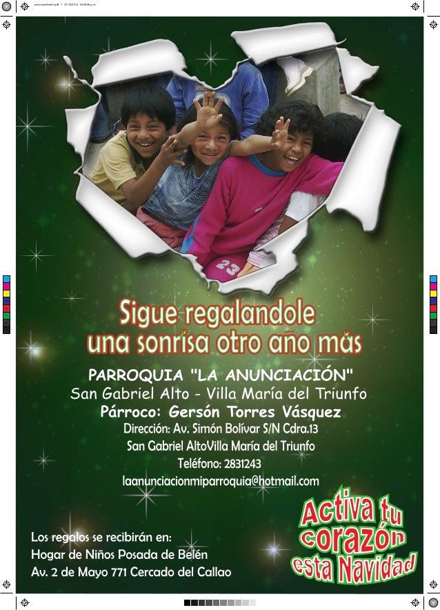 Aviso navideño1