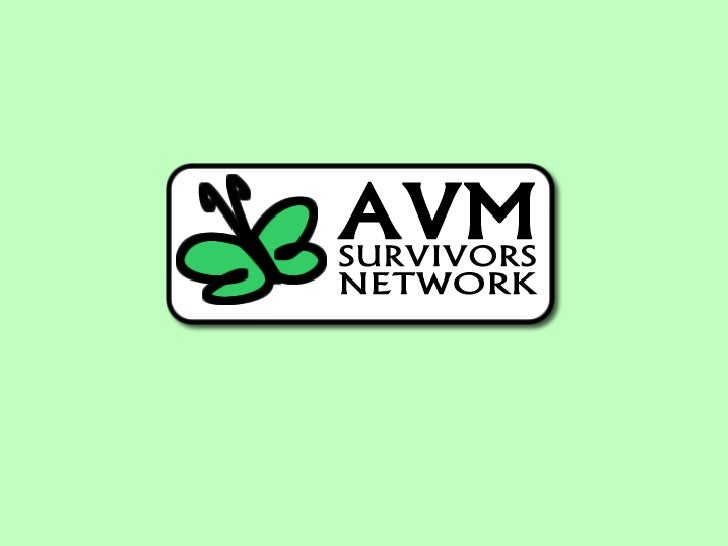 Avm Survivors Network