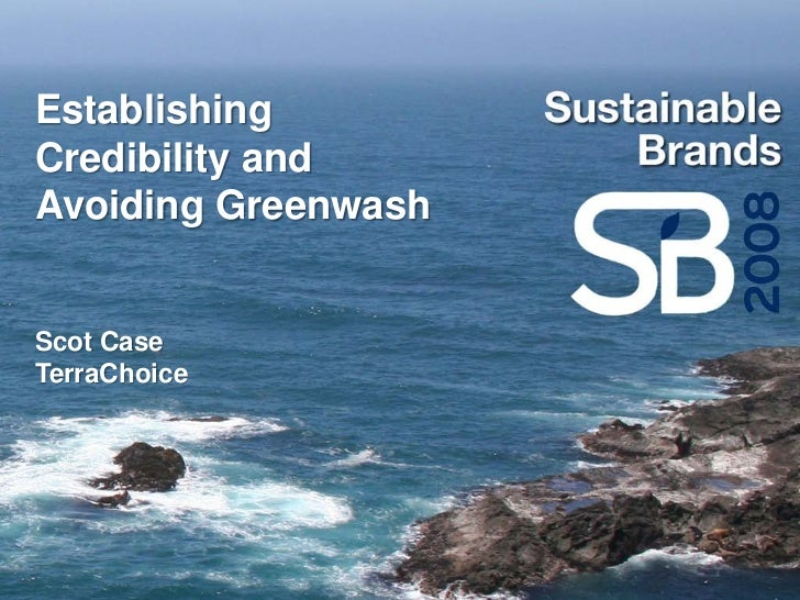 Establishing Credibility and Avoiding Greenwash in Sustainability Communications