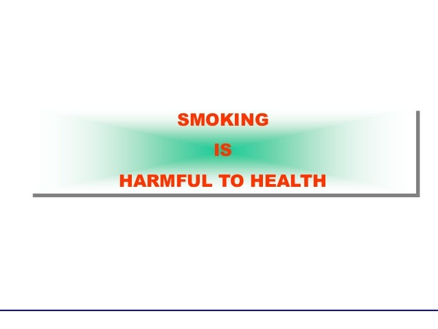 Avoid smoking(collected)