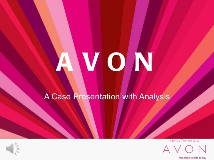 avon products inc swot analysis