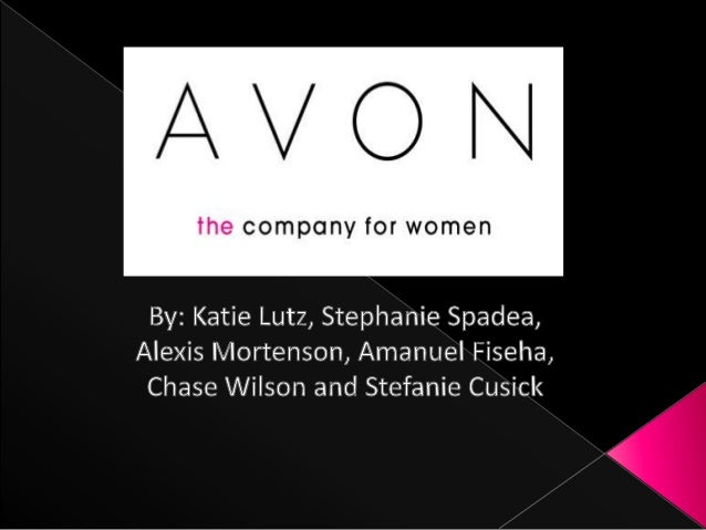 Avon: The Company For Women