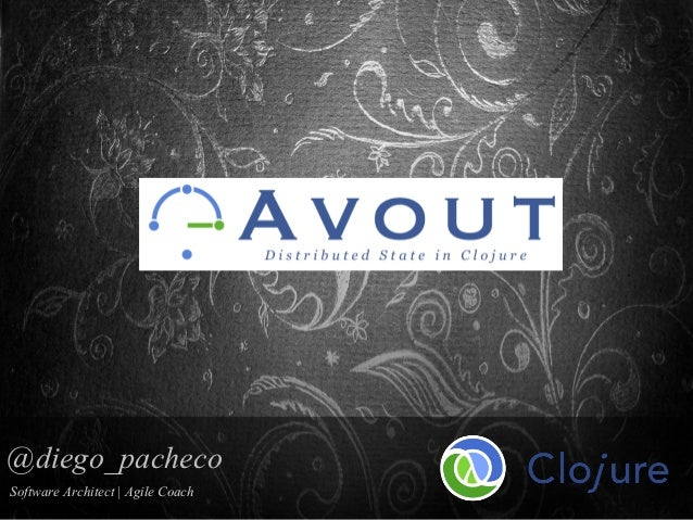 @diego_pachecoSoftware Architect   Agile Coach