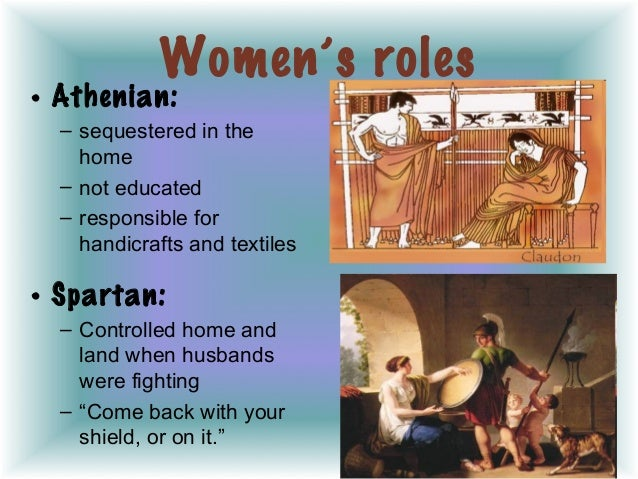 women in classical athens vs women Famous women of the ancient world  she was a famous intellectual in athens  she wrote a famous book called on the diseases and cures of women.