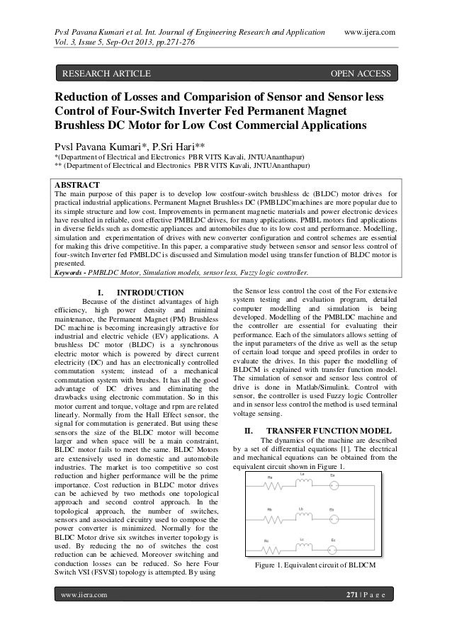 Pvsl Pavana Kumari et al. Int. Journal of Engineering Research and Application www.ijera.com Vol. 3, Issue 5, Sep-Oct 2013...