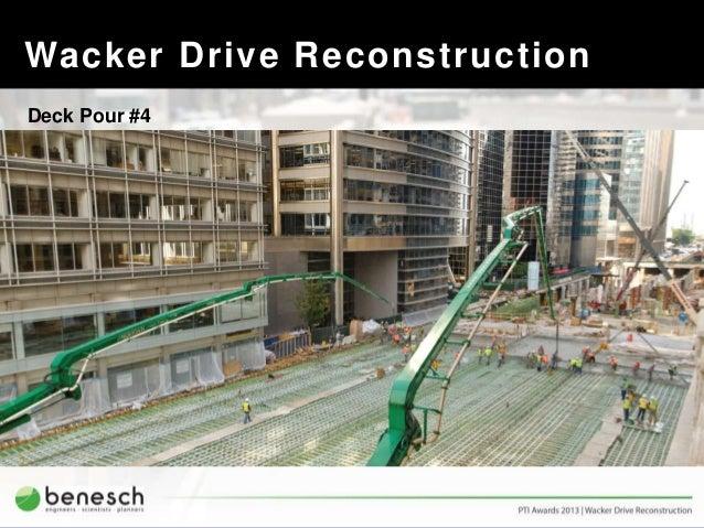 Wacker Drive Viaduct Reconstruction Wacker Drive Reconstruction