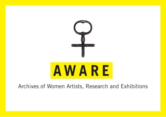Aware - Archives of Women Artists, Research and Exhibitions