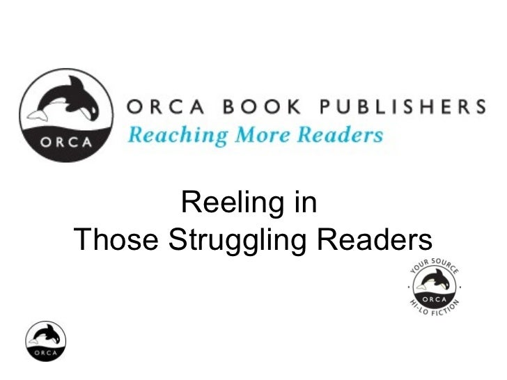 Reeling in Reluctant Readers