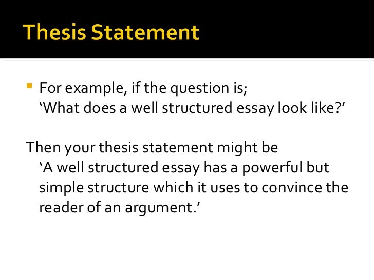 How do i study for structured essay questions?