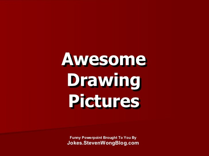Awesome Art Drawing Pictures