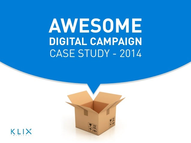 advertising campaign case study Learn from inspiring case studies whether you're a small business or global brand, you'll learn how others achieved real results with facebook marketing.