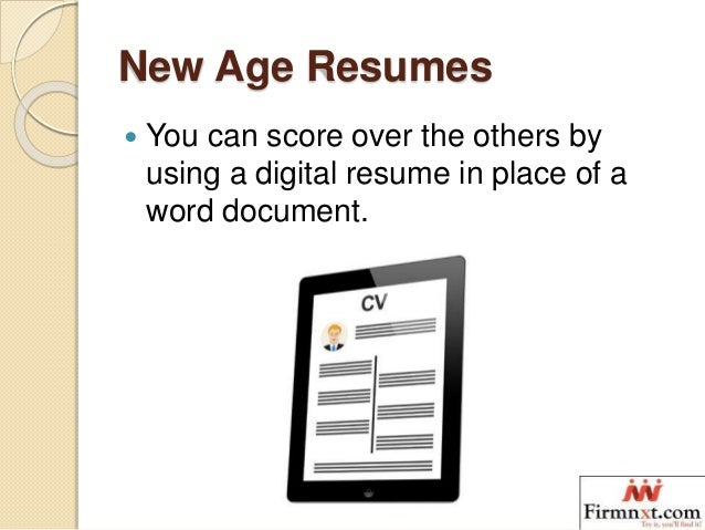 tips to improve resume