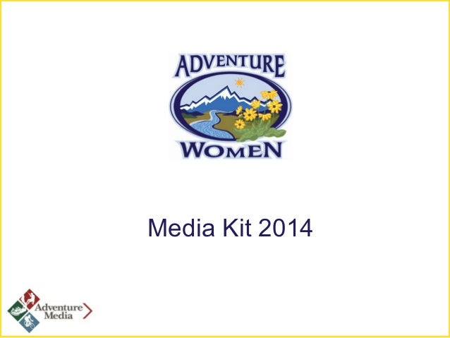 AdventureWomen media kit