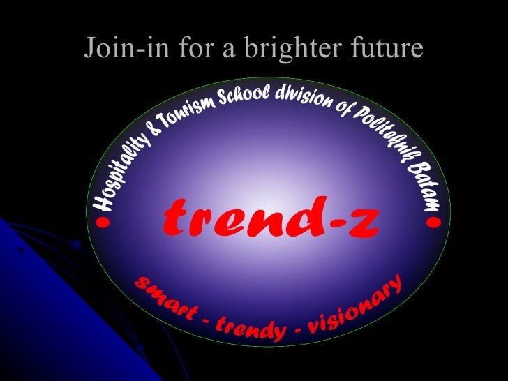 Join-in for a brighter future