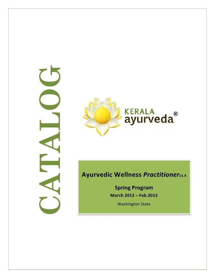Ayurveda Wellness Practitioner
