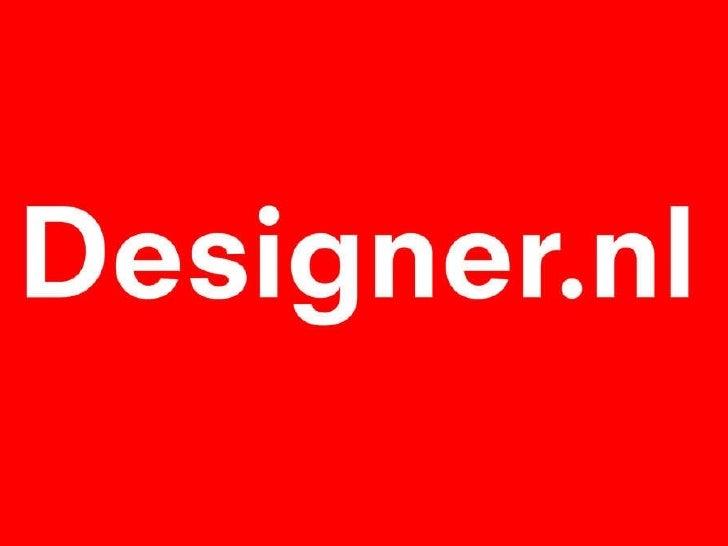 designer.nl - portfolio