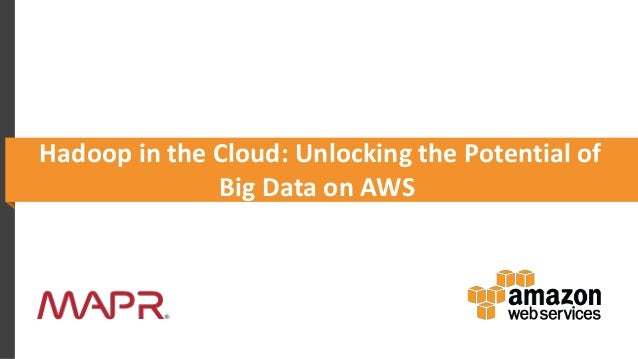 Hadoop in the Cloud: Unlocking the Potential of Big Data on AWS