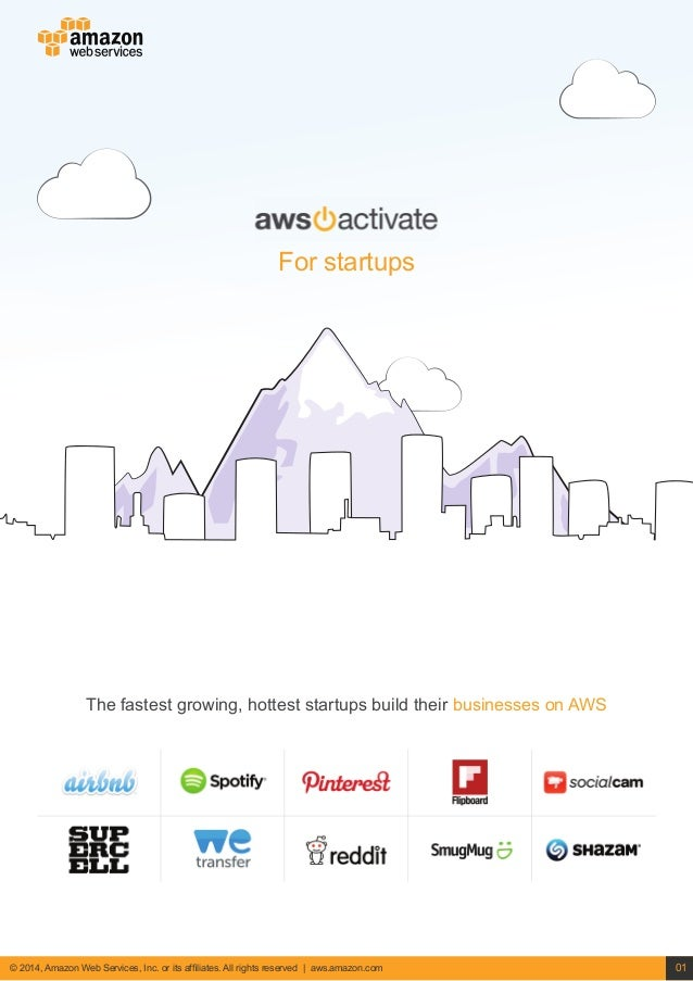 AWS Startup Details