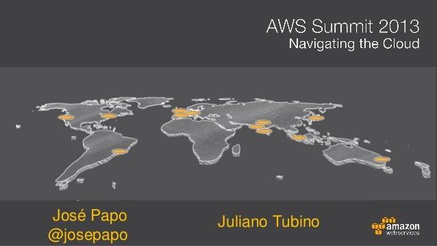 Keynote AWS Roadshow Campinas 2013