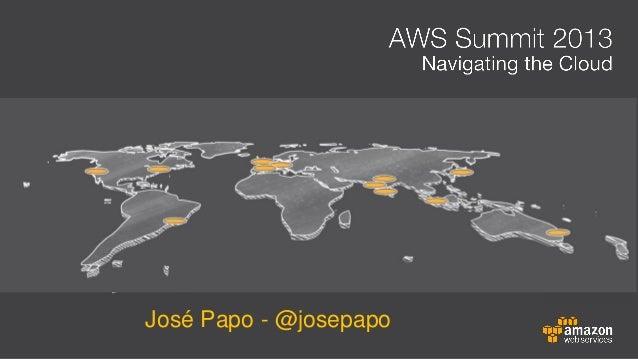 Keynote AWS RoadShow Porto Alegre 2013
