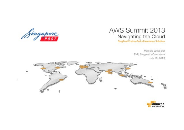 Amazon AWS Singapore Summit - Southeast Asia eCommerce
