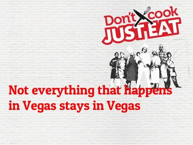 Aws uk ug #8   not everything that happens in vegas stay in vegas