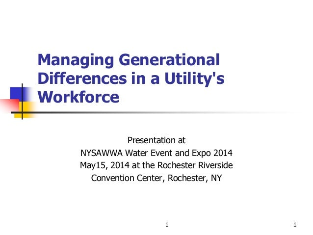 """managing generational defferences Generational leadership: overview of session the session """"generational leadership"""" by the futurework institute, inc is a highly interactive session focused on managing across generational differences."""