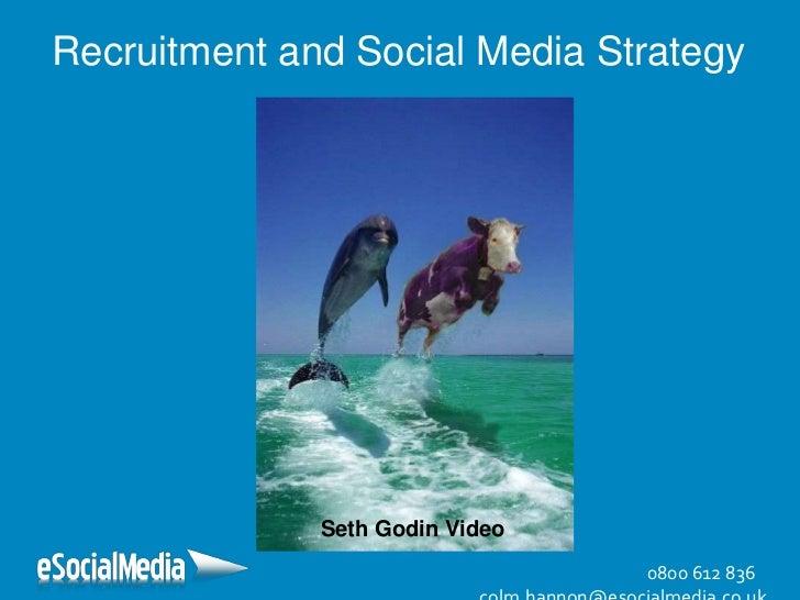 Social Media Recruitment Strategy
