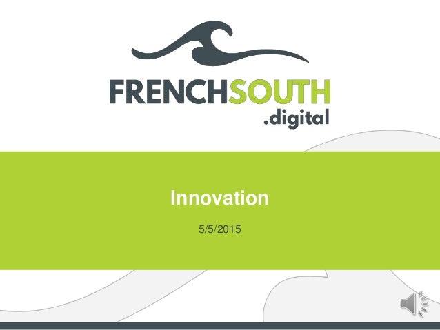 Innovation 5/5/2015