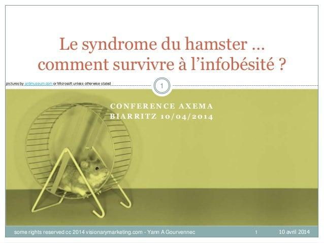 [Fr] le syndrome du hamster : comment survivre à l'infobésité