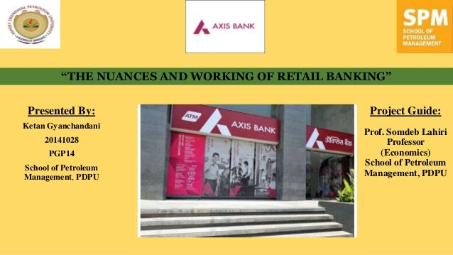 Retail forex axis bank