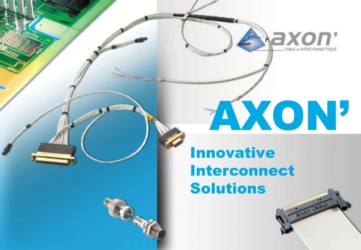 AXON' Innovative Interconnect Solutions