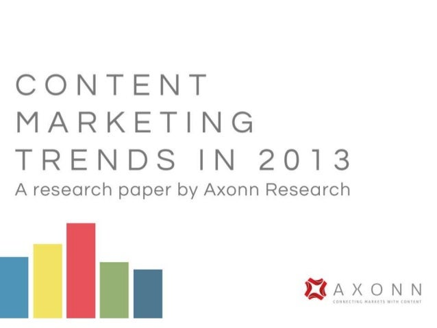 424 UK marketers talked to us about their content marketing activities.
