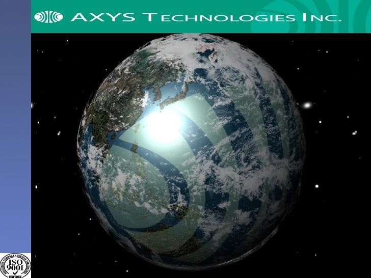 Axys Technologies Inc. Overview