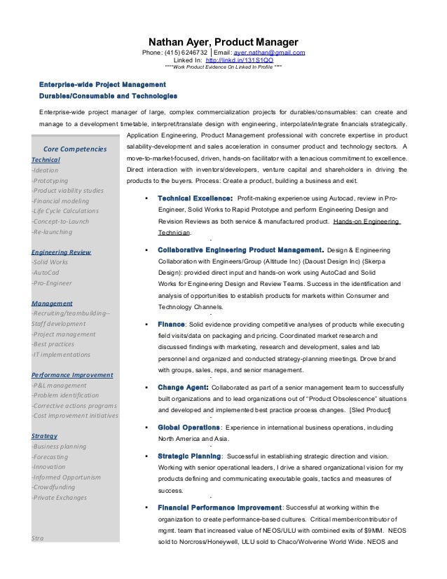 perfect resume examples