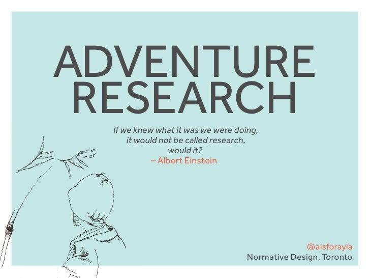 Adventure Research DRC10