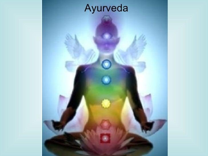 Ayurveda aromaterapia