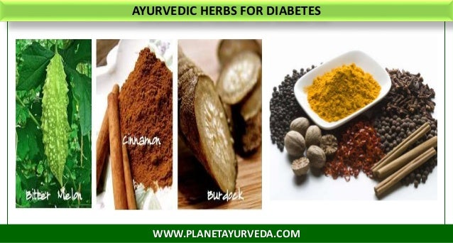 Ayurvedic herbs for diabetes | Cure Naturally