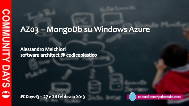 MongoDb and Windows Azure