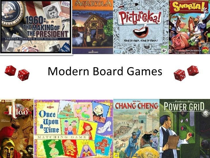 Board Gaming