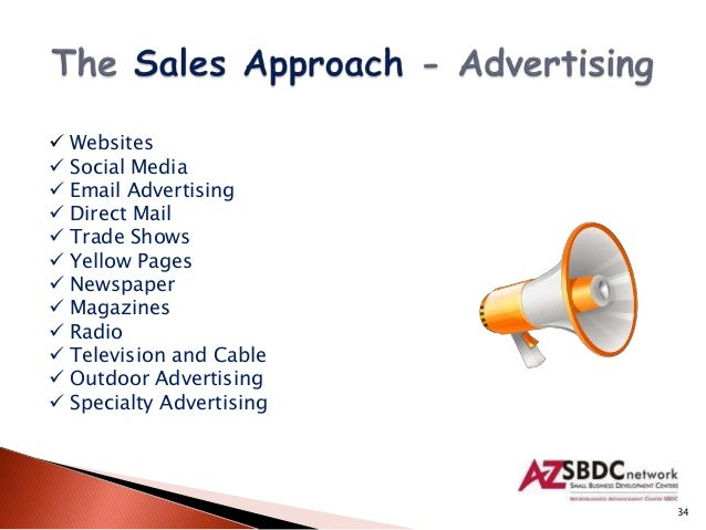 Advertising business plan sample