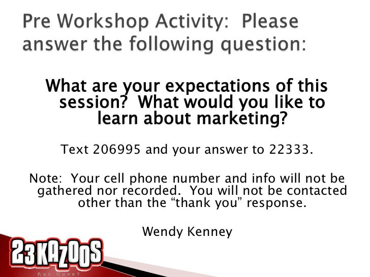 Activity:  Text the Answer the Question Below<br />Don't forget: You can copy-paste this slide into other presentations, a...