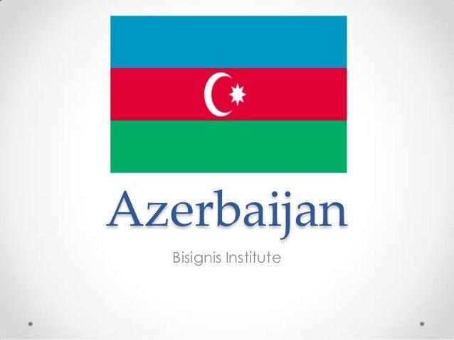 Azerbaijan country summary