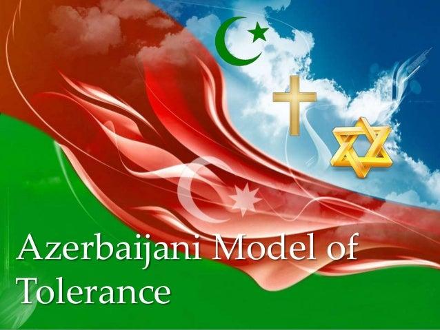 Azerbaijani model of tolerance