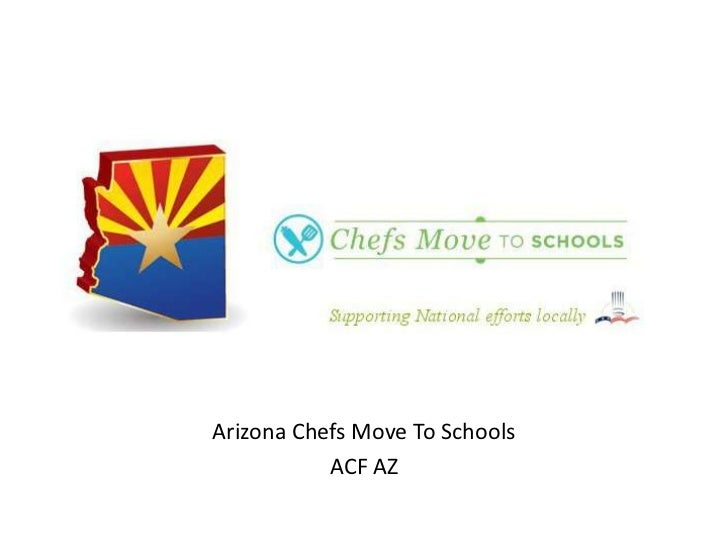 Chefs Move To Schools Arizona Getting Started